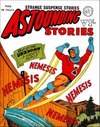 Cover Thumbnail for Astounding Stories (Alan Class, 1966 series) #26