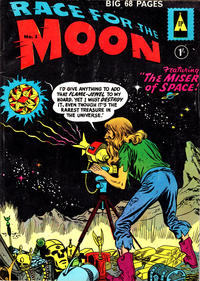 Cover Thumbnail for Race for the Moon (Thorpe & Porter, 1962 ? series) #3