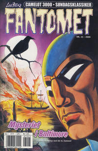 Cover Thumbnail for Fantomet (Hjemmet / Egmont, 1998 series) #25/2000