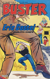 Cover Thumbnail for Buster (Semic, 1984 series) #5/1987