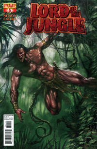 Cover Thumbnail for Lord of the Jungle (Dynamite Entertainment, 2012 series) #6 [Cover A]