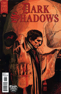 Cover Thumbnail for Dark Shadows (Dynamite Entertainment, 2011 series) #6