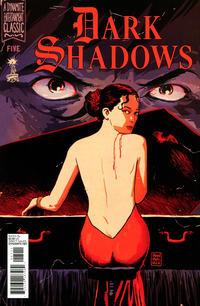 Cover Thumbnail for Dark Shadows (Dynamite Entertainment, 2011 series) #5
