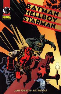 Cover Thumbnail for Batman/Hellboy/Starman (NORMA Editorial, 2000 series)