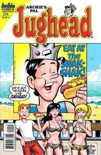 Cover Thumbnail for Archie's Pal Jughead Comics (Archie, 1993 series) #214