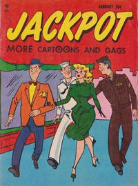 Cover Thumbnail for Jackpot (Youthful, 1952 series) #v2#2