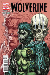Cover Thumbnail for Wolverine (Marvel, 2010 series) #310 [Variant Cover]