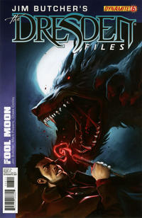 Cover Thumbnail for Jim Butcher's The Dresden Files: Fool Moon (Dynamite Entertainment, 2011 series) #6