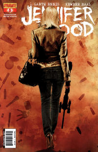 Cover Thumbnail for Jennifer Blood (Dynamite Entertainment, 2011 series) #6 [Cover A]