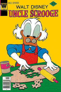 Cover Thumbnail for Uncle Scrooge (Western, 1963 series) #146 [Whitman]