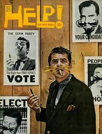 Cover Thumbnail for Help! (Warren, 1960 series) #v1#2