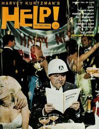 Cover Thumbnail for Help! (Warren, 1960 series) #v1#6