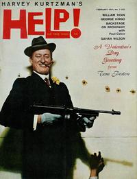 Cover Thumbnail for Help! (Warren, 1960 series) #v1#7