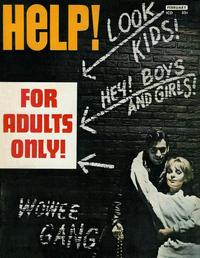 Cover Thumbnail for Help! (Warren, 1960 series) #v2#1