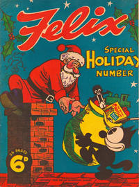 Cover Thumbnail for Felix (Special Holiday Number) (Elmsdale, 1950 ? series)