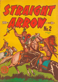 Cover Thumbnail for Straight Arrow Comics (Magazine Management, 1950 series) #2