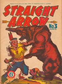 Cover Thumbnail for Straight Arrow Comics (Magazine Management, 1950 series) #3