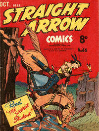 Cover Thumbnail for Straight Arrow Comics (Magazine Management, 1950 series) #46