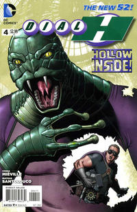 Cover Thumbnail for Dial H for Hero (DC, 2012 series) #4