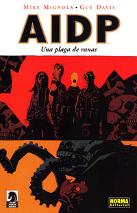 Cover Thumbnail for AIDP (NORMA Editorial, 2004 series) #3