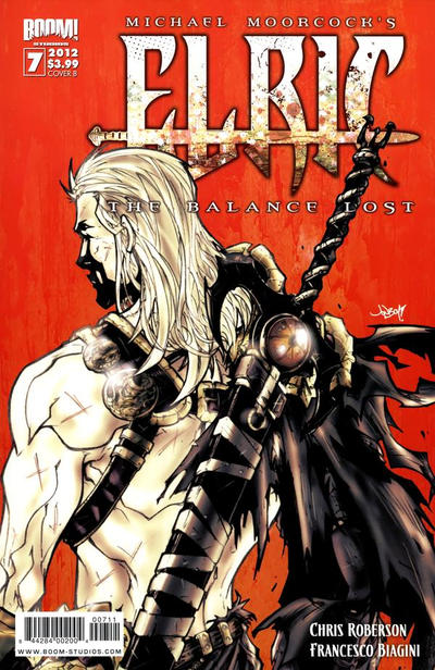 Cover for Elric: The Balance Lost (Boom! Studios, 2011 series) #7