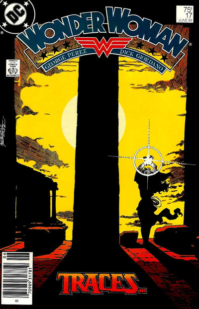 Cover for Wonder Woman (DC, 1987 series) #17