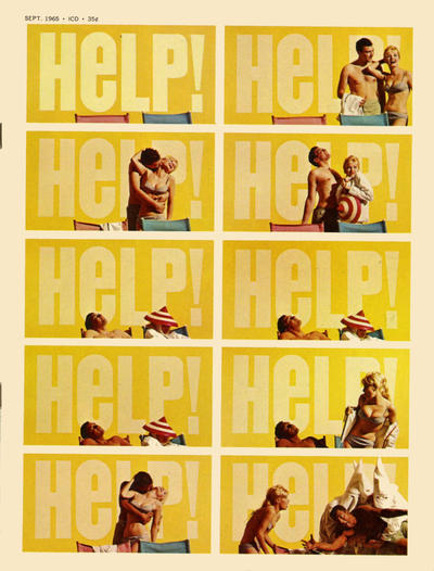 Cover for Help! (Warren, 1960 series) #26