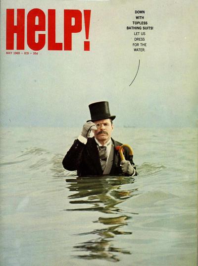 Cover for Help! (Warren, 1960 series) #24