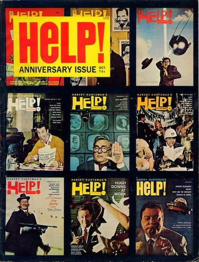 Cover for Help! (Warren, 1960 series) #21