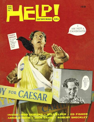 Cover for Help! (Warren, 1960 series) #v1#1