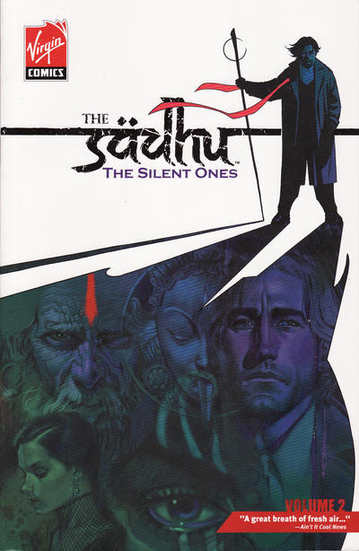 Cover for Sadhu (Virgin, 2007 series) #2