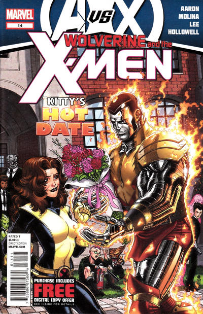 Cover for Wolverine & the X-Men (Marvel, 2011 series) #14