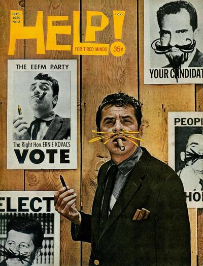 Cover for Help! (Warren, 1960 series) #v1#2