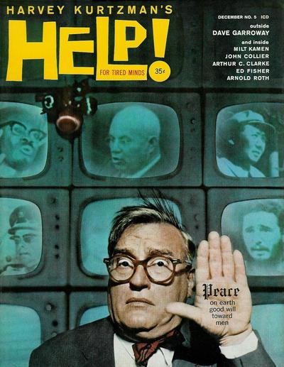 Cover for Help! (Warren, 1960 series) #v1#5