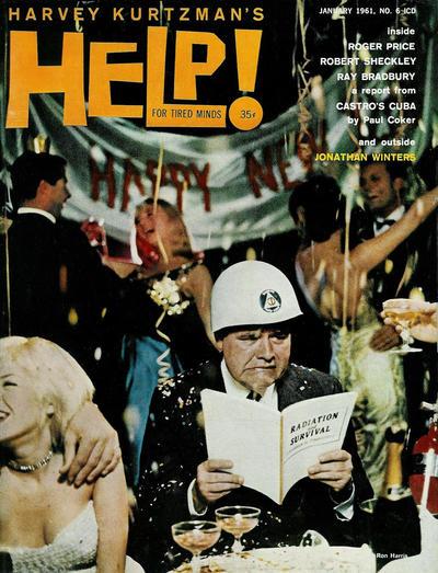 Cover for Help! (Warren, 1960 series) #v1#6