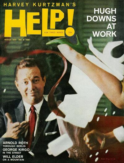 Cover for Help! (Warren, 1960 series) #v1#8