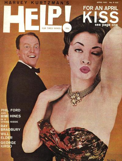 Cover for Help! (Warren, 1960 series) #v1#9