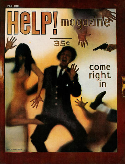 Cover for Help! (Warren, 1960 series) #v2#5