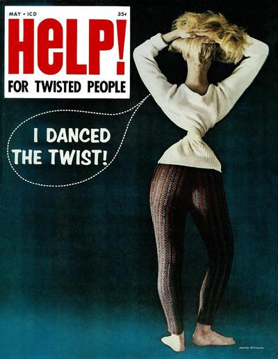 Cover for Help! (Warren, 1960 series) #v2#2
