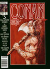 Cover for Conan Saga (Marvel, 1987 series) #4 [Newsstand]