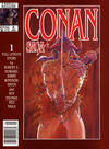 Cover for Conan Saga (Marvel, 1987 series) #9 [Newsstand]