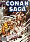 Cover for Conan Saga (Marvel, 1987 series) #11 [Newsstand]