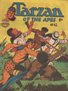 Cover for Tarzan of the Apes (New Century Press, 1954 ? series) #42