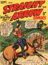 Cover for Straight Arrow Comics (Magazine Management, 1950 series) #45