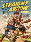 Cover for Straight Arrow Comics (Magazine Management, 1950 series) #43