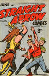 Cover for Straight Arrow Comics (Magazine Management, 1950 series) #30