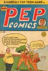 Cover for Pep Comics (H. John Edwards, 1951 series) #20