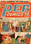 Cover for Pep Comics (H. John Edwards, 1951 series) #60
