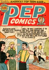 Cover for Pep Comics (H. John Edwards, 1951 series) #46