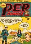 Cover for Pep Comics (H. John Edwards, 1951 series) #45